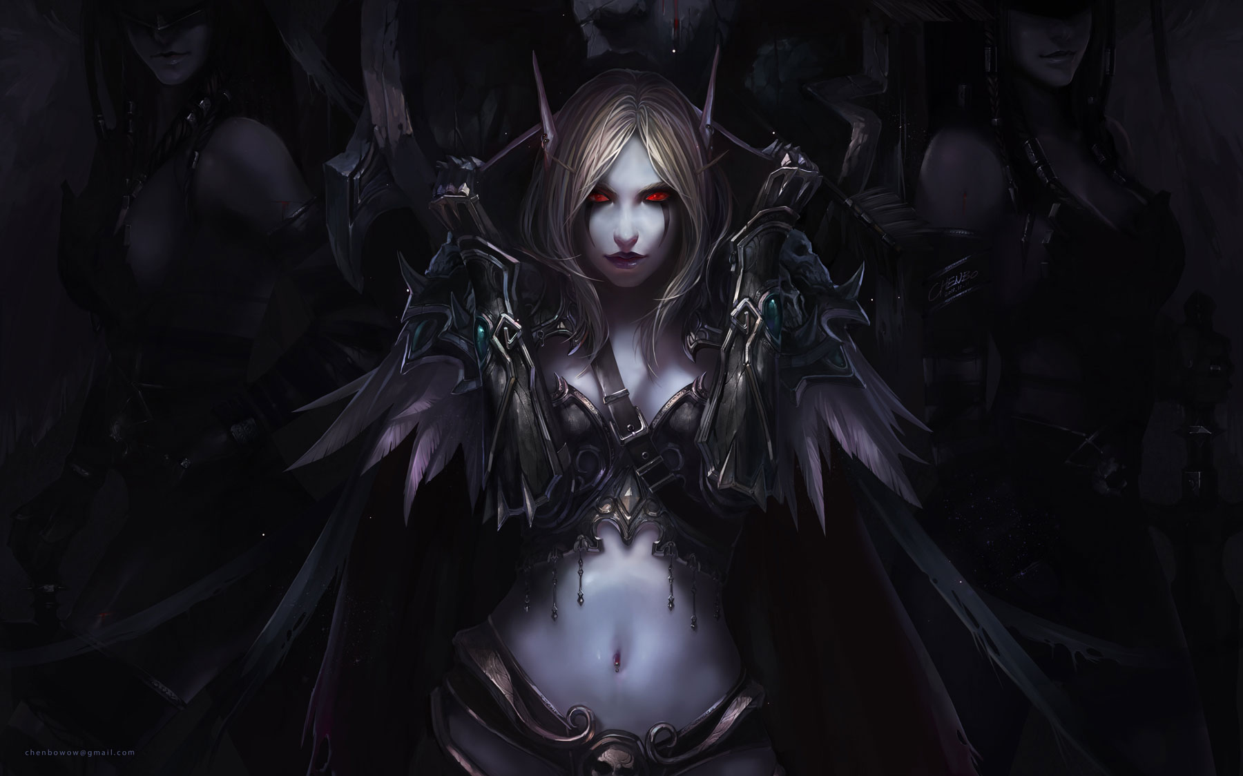 Having sex with sylvanas wildrunner anime films