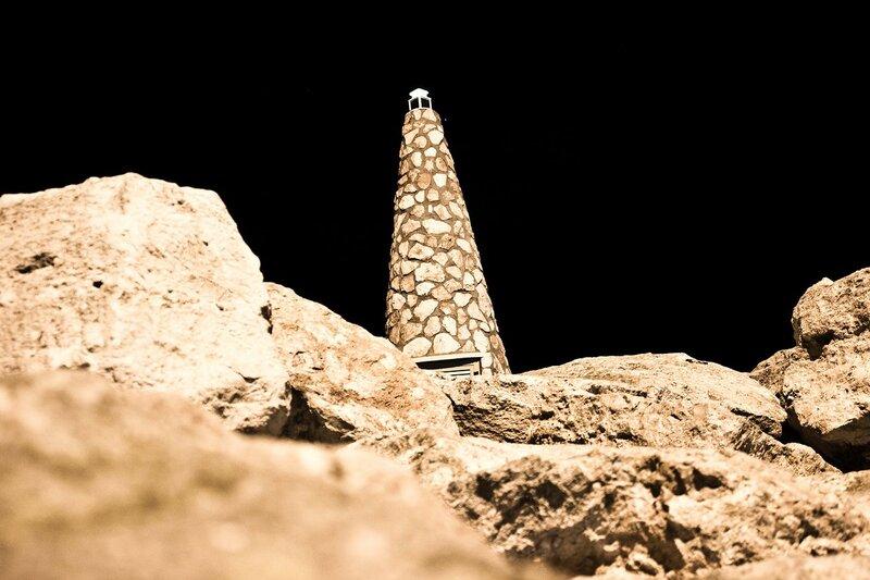 маяк в Ларнаке