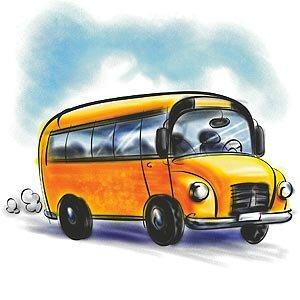 В районе Чуркина временно изменена схема движения автобусов