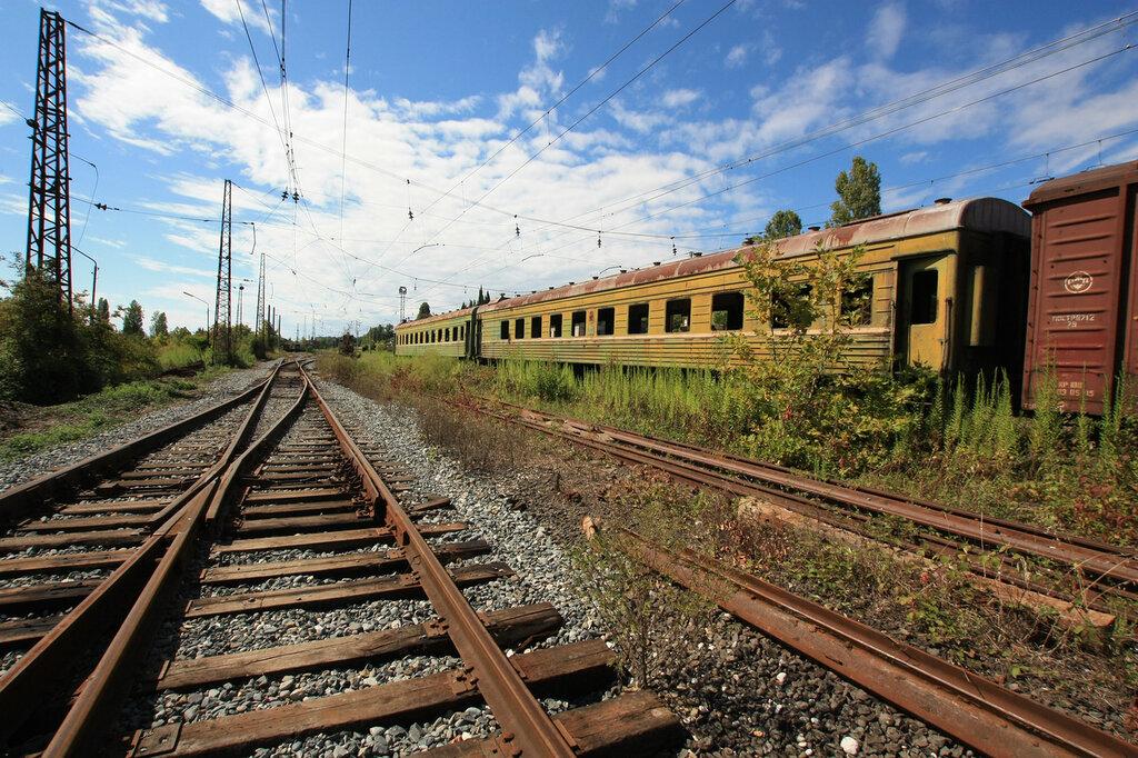 """""""Раньше было не протиснуться, а теперь..."""": На ж/д вокзале Симферополя - """"пугающая пустота"""" - Цензор.НЕТ 7092"""