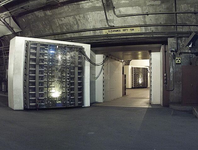 Бункер NORAD. США