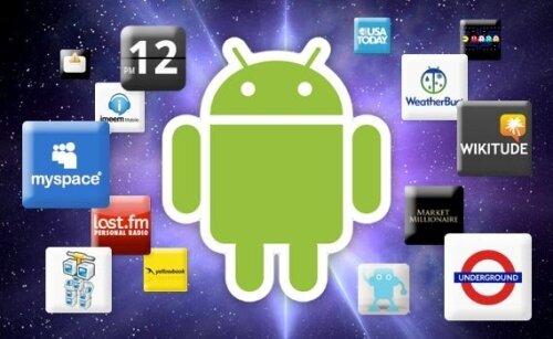 Операционная система Андроид.