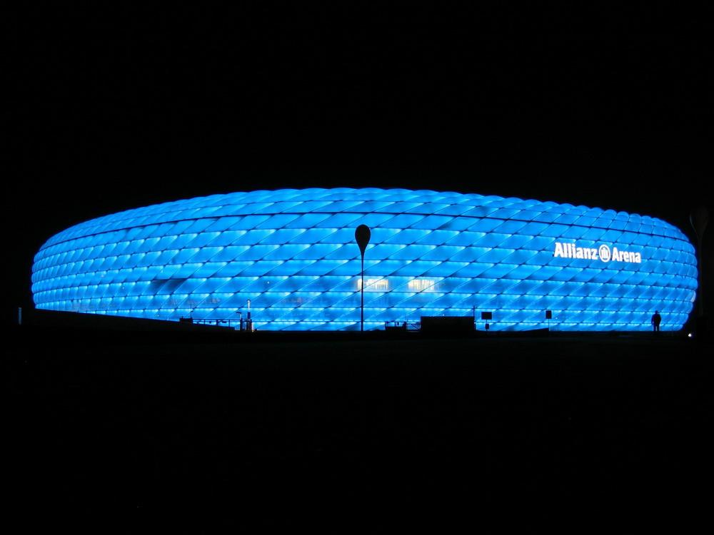 Стадион Аллианц Арена
