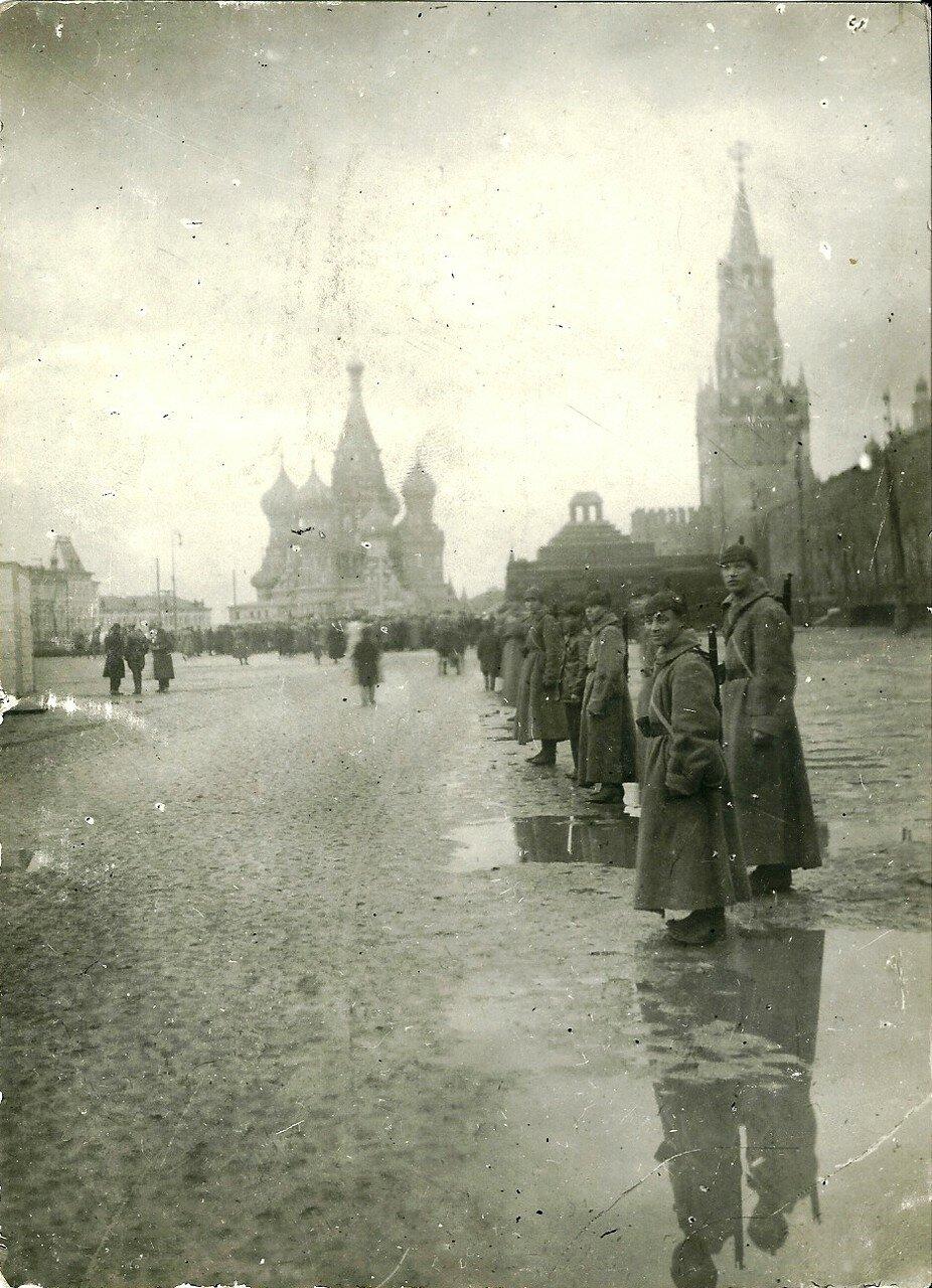 1924. 1 мая. Москва