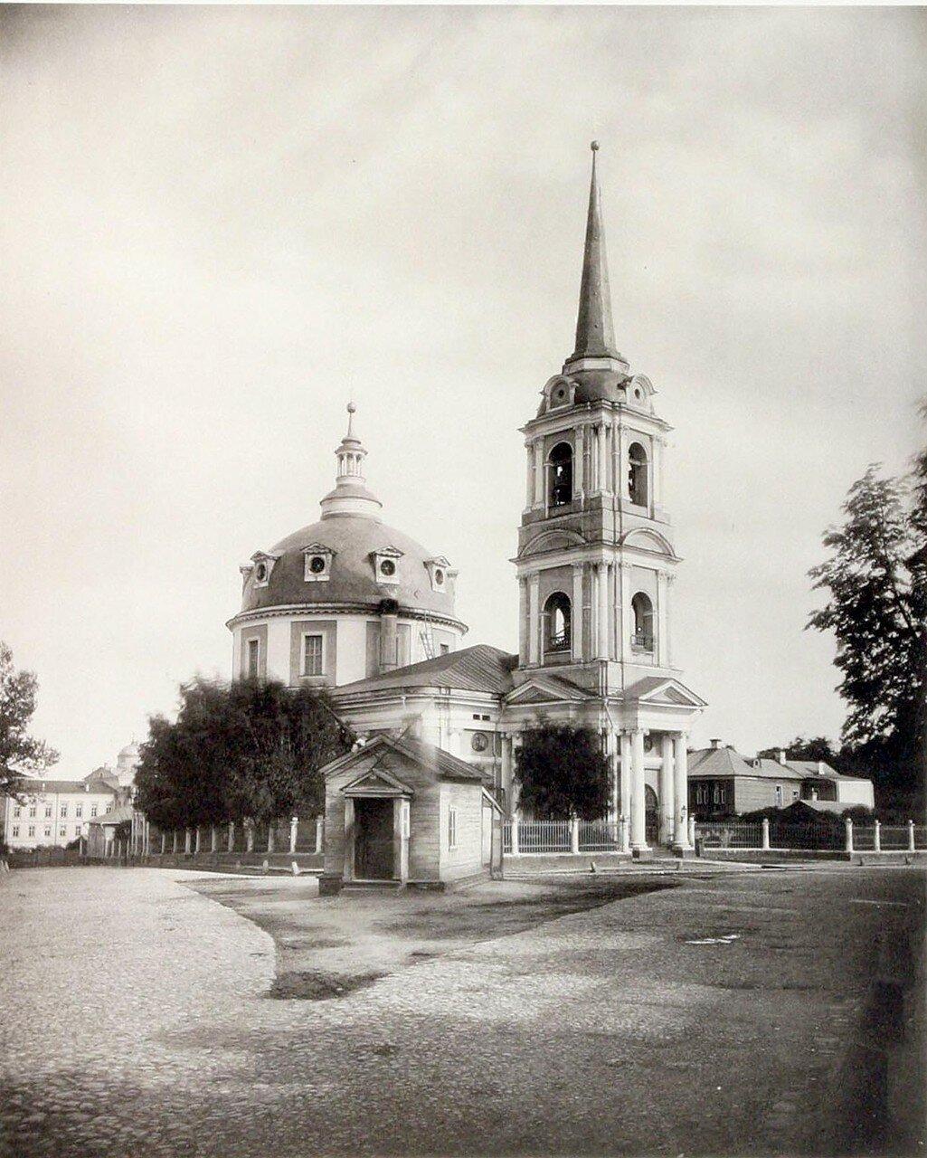 394. Церковь Вознесения Господня
