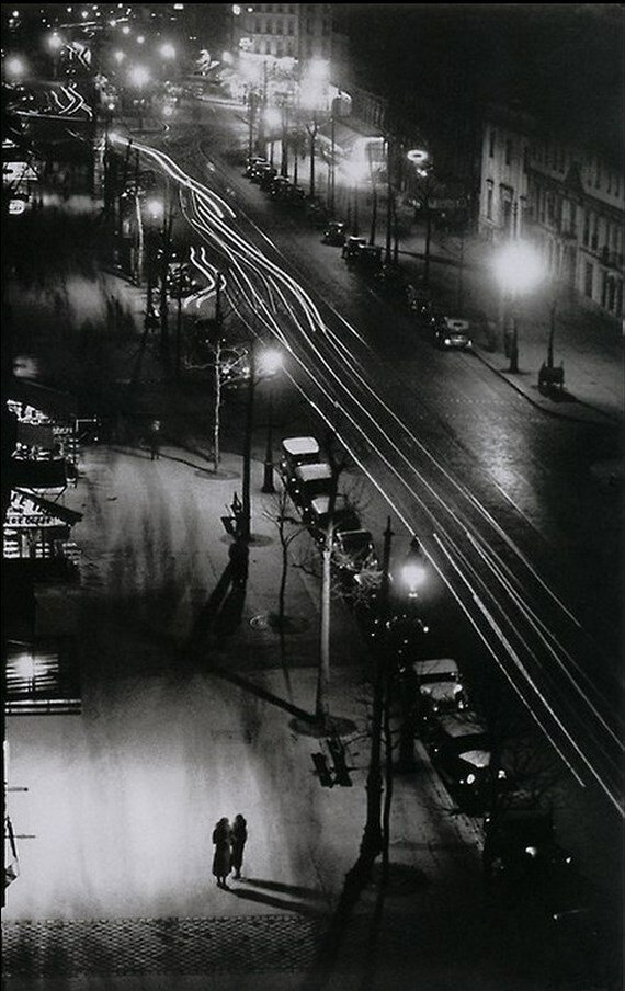 1932. Бульвар Монпарнас