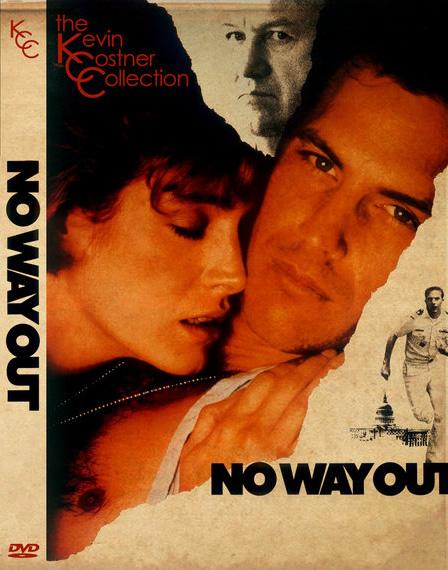 Нет выхода / No Way Out (1987/HDRip)