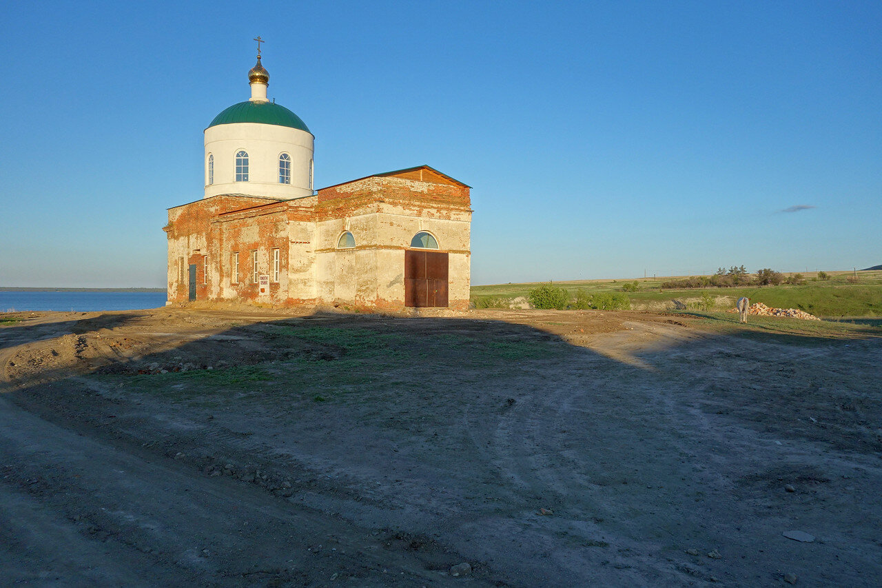 село Мордово, храм