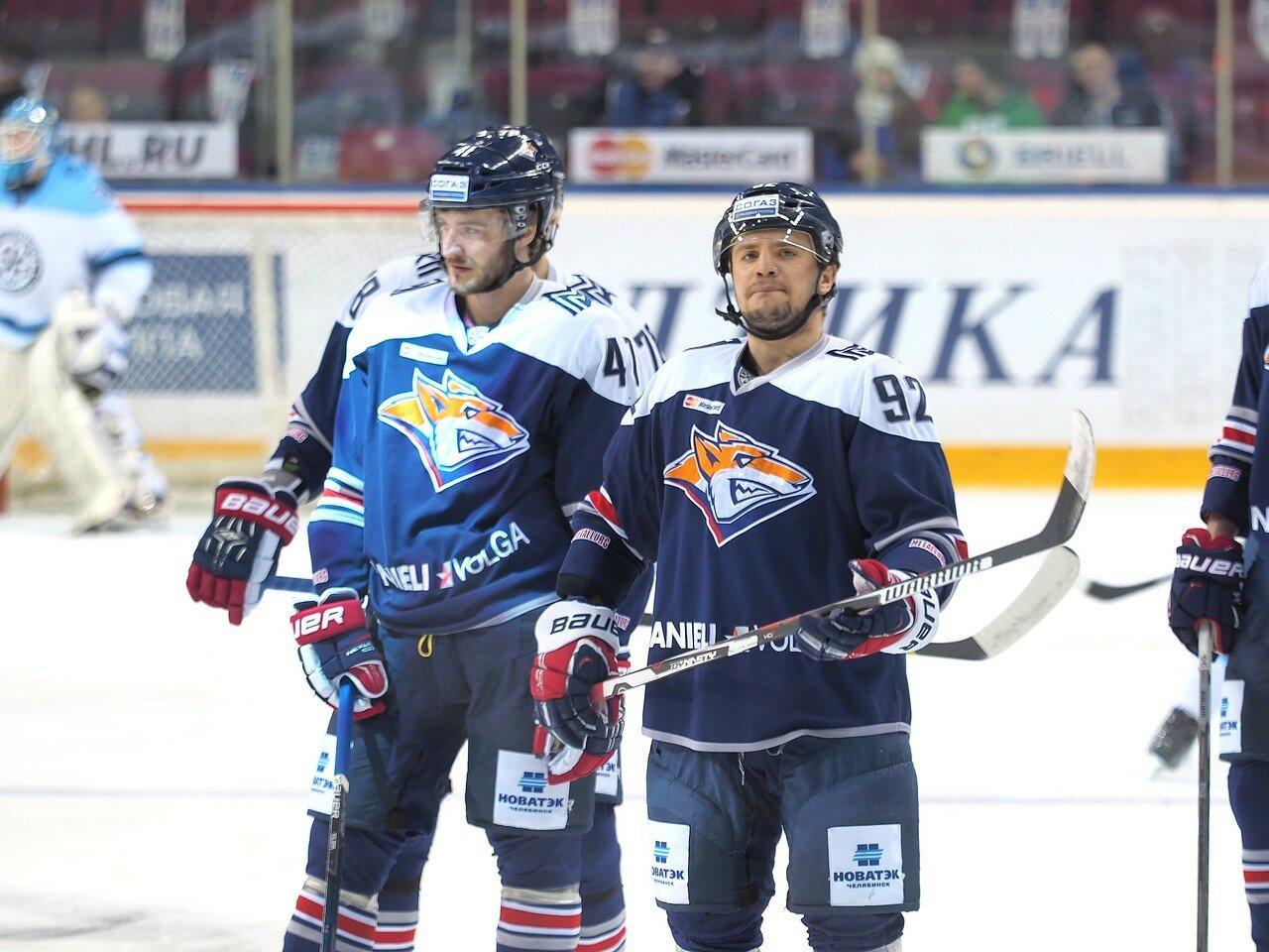 22Плей-офф 2016 Восток 1/2 Металлург - Сибирь 16.03.2016
