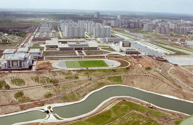 1980 Olympic village of Moscow.jpg