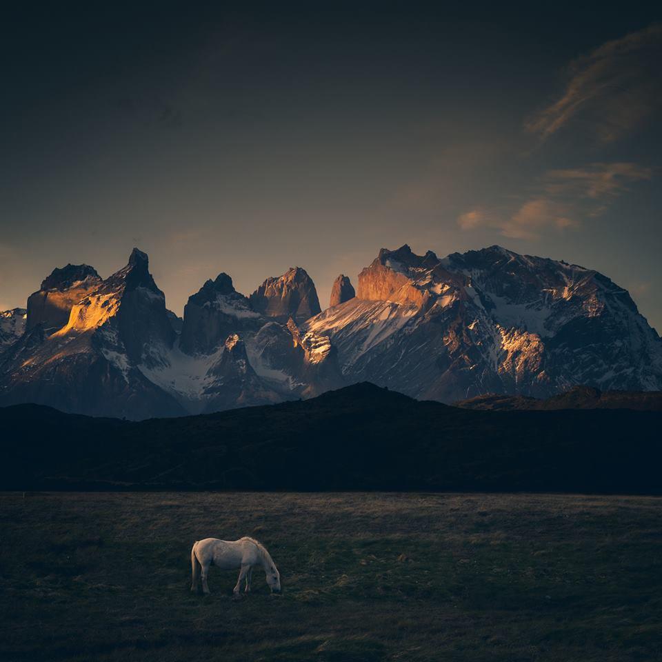 Впечатляющие пейзажи Патагони