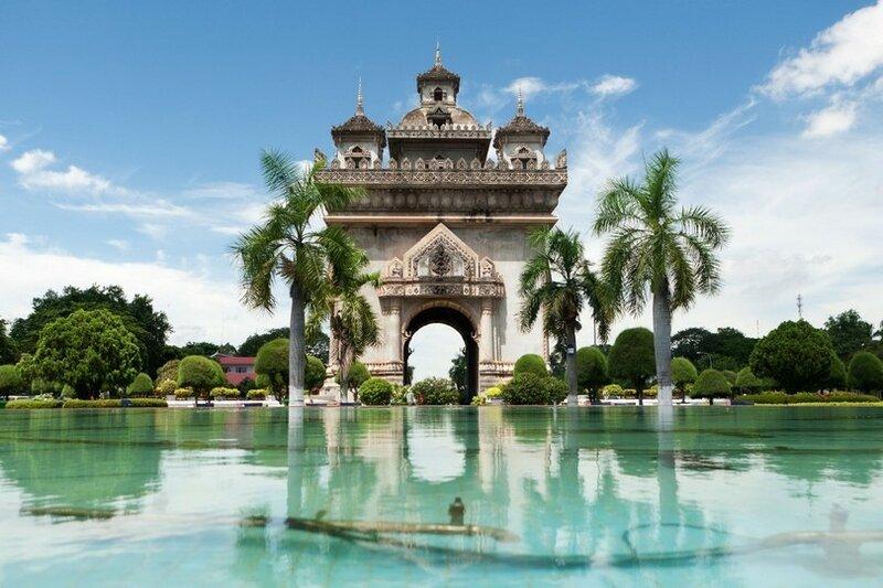 Живописные достопримечательности Азии