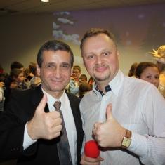 Виталий Пискун и Александр Лишанский