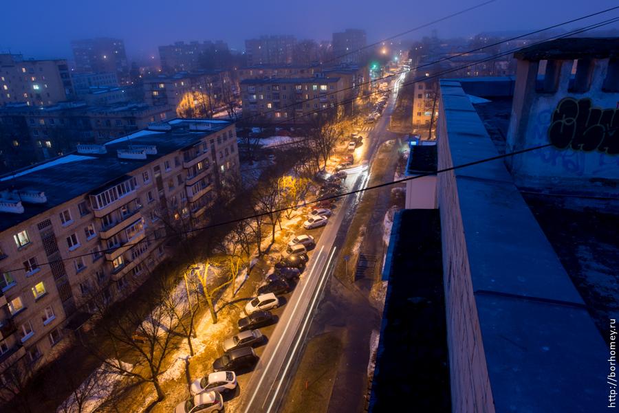 улица Шверника в Сарове
