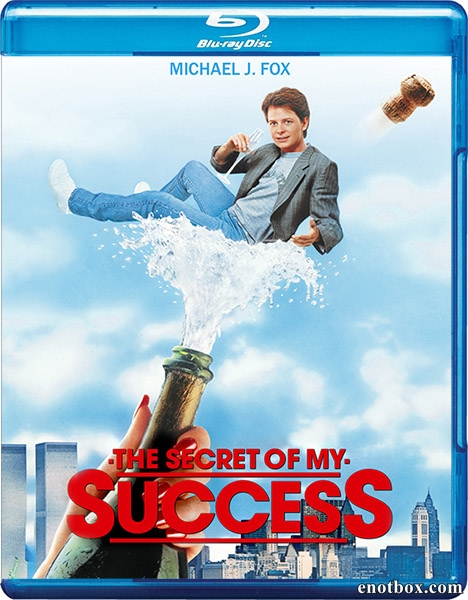 Секрет моего успеха / The Secret of My Succe$s (1987/BDRip/HDRip)