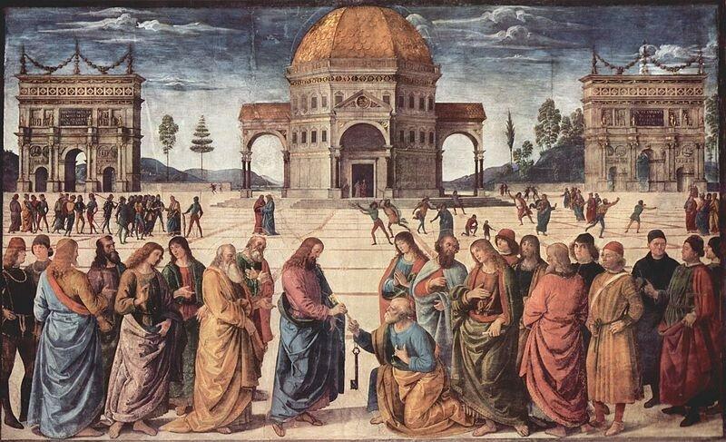 Прекрасные росписи Сикстинской капеллы 0 13c0f5 5b67b279 XL