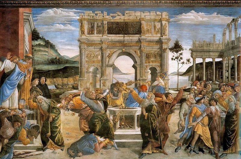 Прекрасные росписи Сикстинской капеллы 0 13c0fb fe158d58 XL