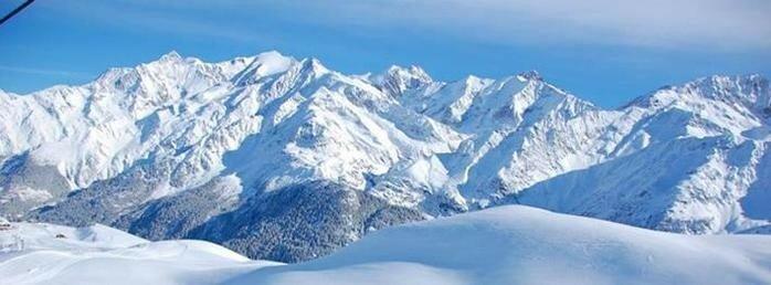 Прекрасные европейские горы Альпы в снегу 0 221f57 89bebedf XL