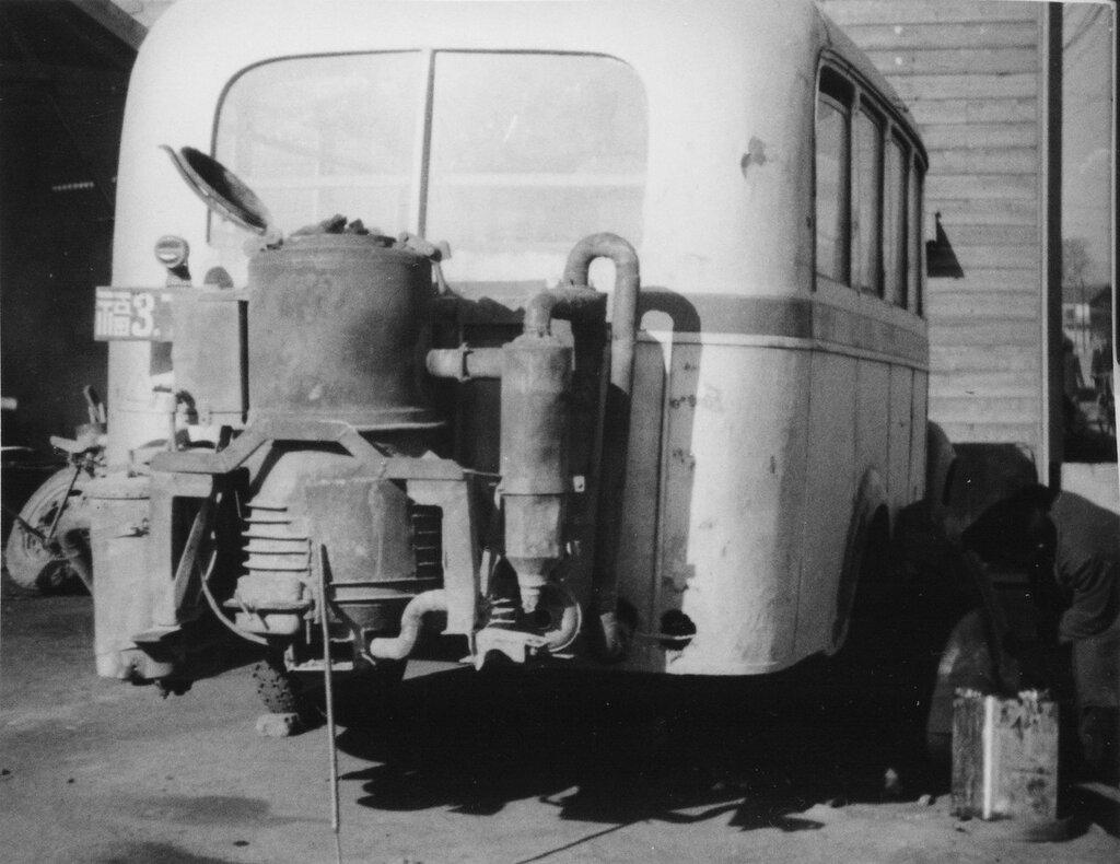 Fukuoka bus, Feb 2,1946