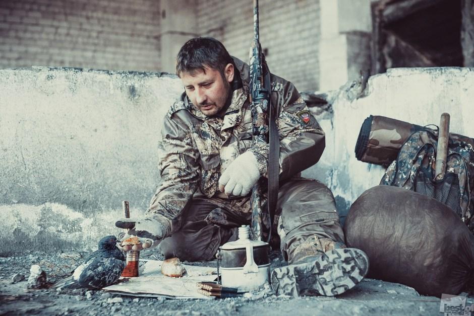 Мир устал от войны… Наталья Скрипка.