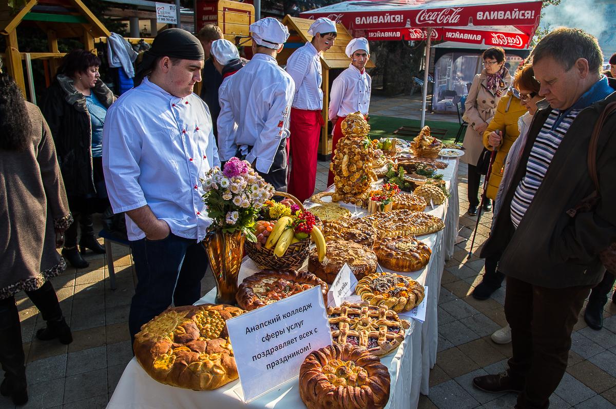Фото праздники Анапы