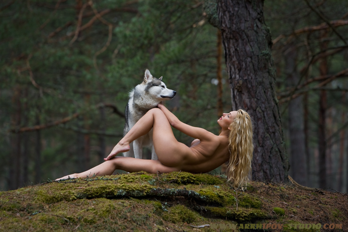 Andrew wolf nude pictures