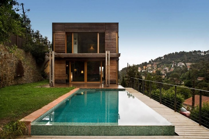 Wooden Residence by NOEM - Archiscene - Your Daily Architecture & Design Update