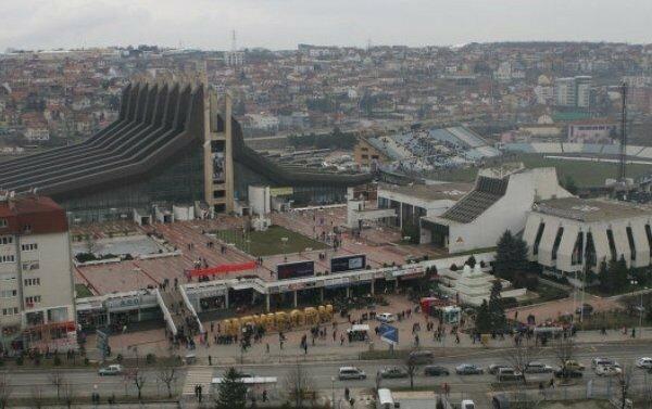Косово, Сербия, Приштина, беспорядки