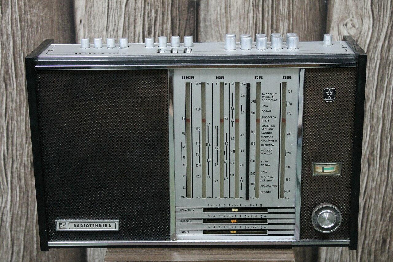 Радиоприемник рига-104 схемы