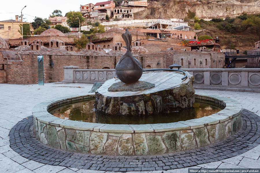 Абанотубани, Тбилиси