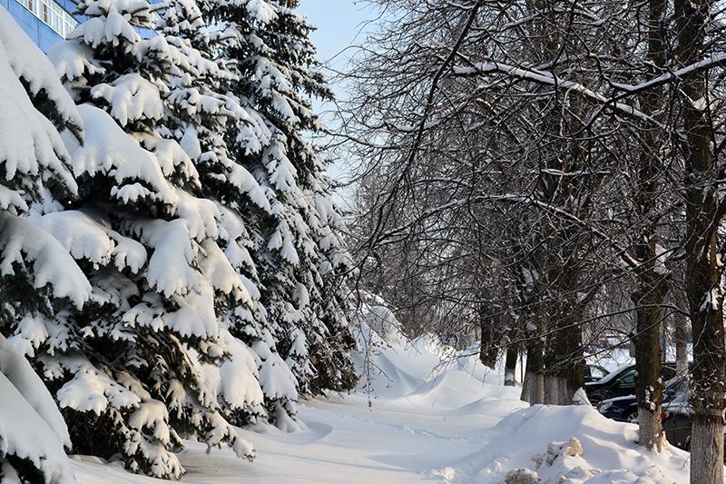 ещё зима 3