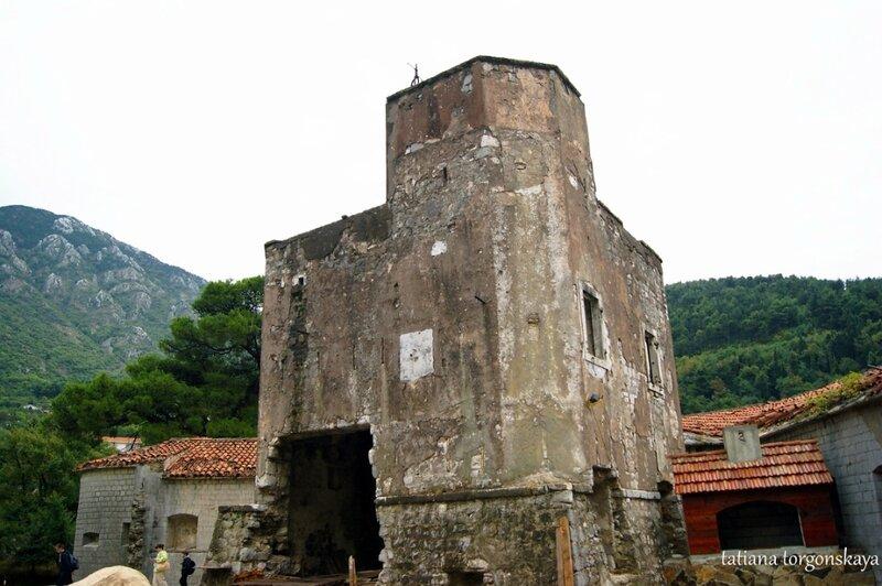 Крепость Тринита