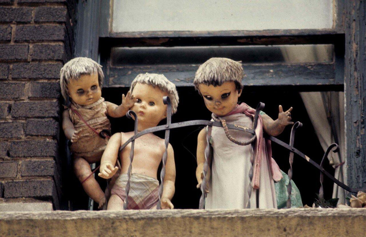 Южный Бронкс, Куклы