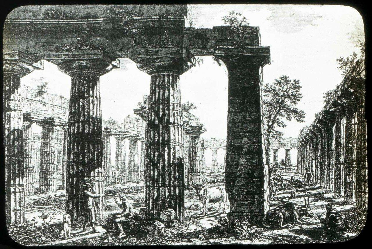 Храм Геры-I. 1812
