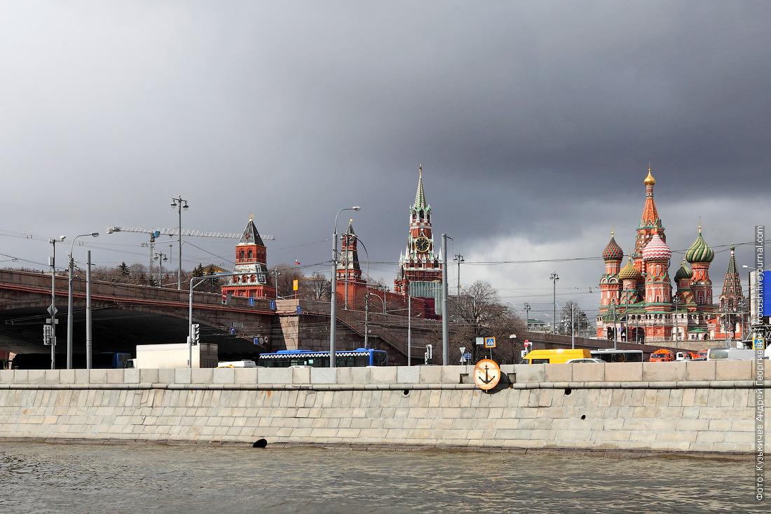 репортаж об открытии навигации на Москве-реке