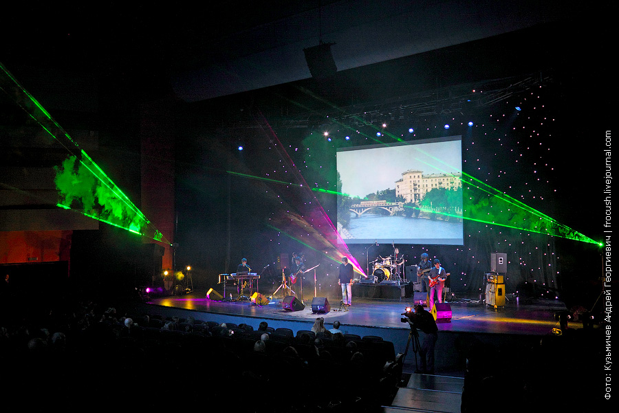 концерт группы «Бекхан»