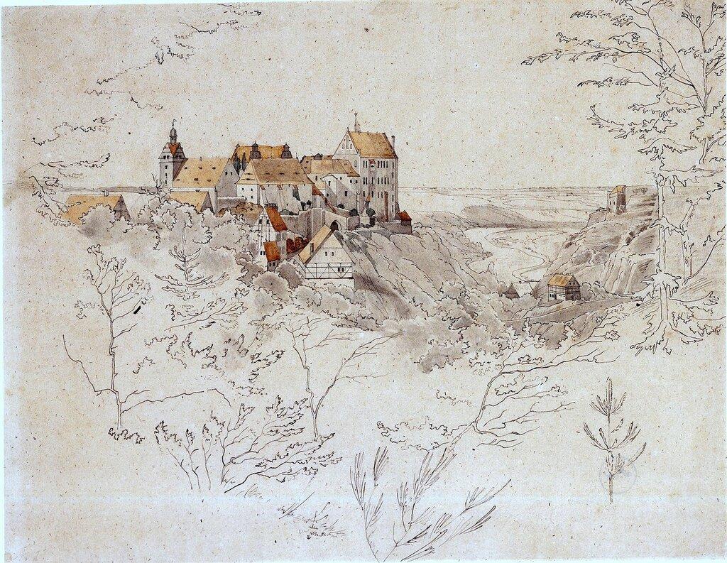 Ernst_Ferdinand_Oehme_-_Schloss_Colditz_in_Sachsen.jpg