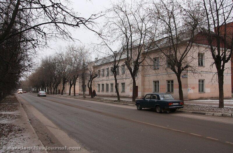 Фрязино, улица Центральная