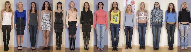 Тест: умеешь ли ты раздевать женщин взглядом?