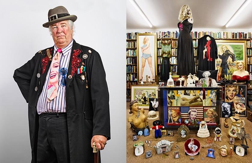 Коллекционеры и их коллекции: фотопроект Джеймса Моллисона из Англии 0 1424a3 a044757 orig
