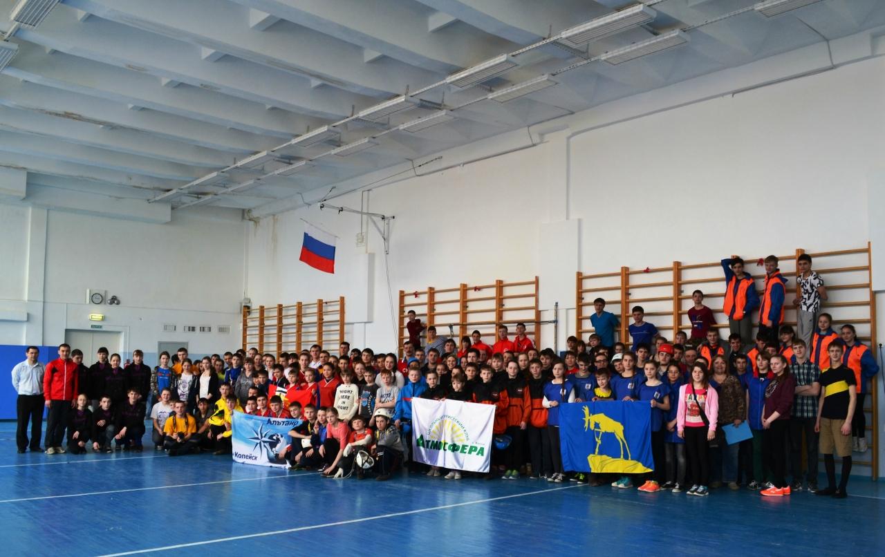 Участники соревнований (25.03.2015)