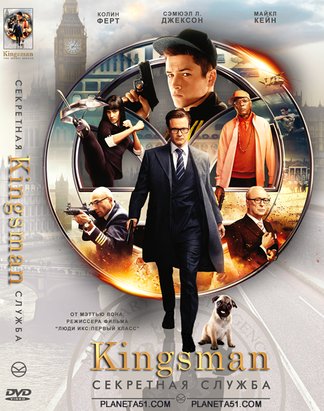 Kingsman: ��������� ������ / Kingsman: The Secret Service (2014/TS)