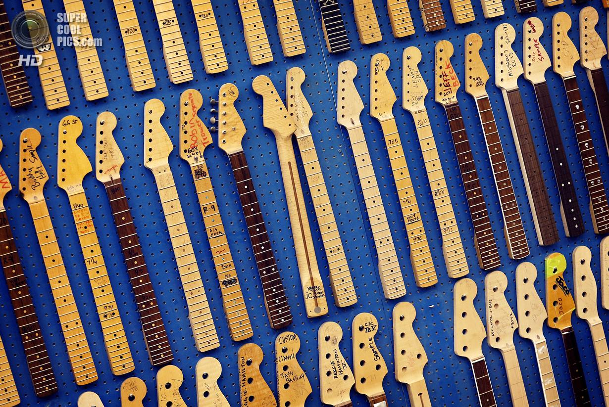 60-летний юбилей Fender Stratocaster