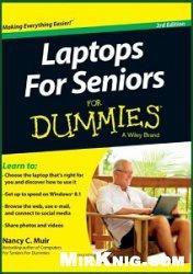 Книга Laptops for Seniors For Dummies