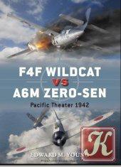 Книга Книга F4F Wildcat vs A6Zero-Sen