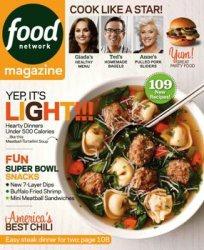 Журнал Food Network Magazine №1-2 2014
