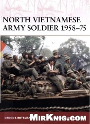 Книга Osprey Warrior 135 - North Vietnamese Army Soldier 1958-75