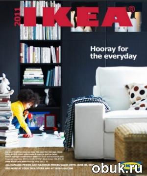 Книга Каталог IKEA-2011