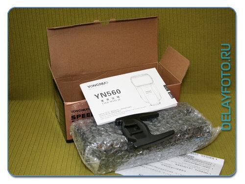 Накамерная вспышка yongnuo yn560