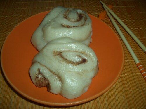 Паровые булочки, Китайские